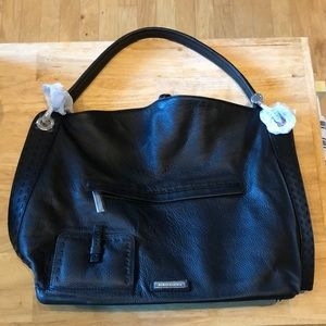BCBG NEW with tags leather purse
